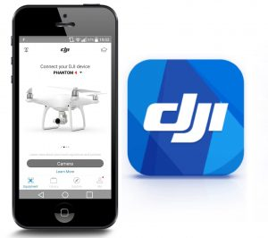 Application-Dji-Go